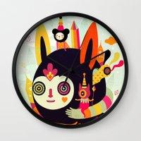 Kokowo Wall Clock