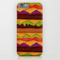 Infinite Burger iPhone 6 Slim Case