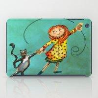 Happy Dancing iPad Case