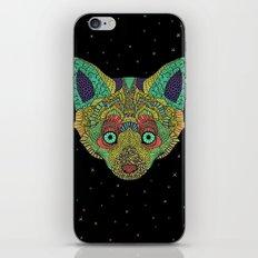 Intergalactic Fox iPhone & iPod Skin