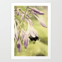 Is that you Spring Art Print