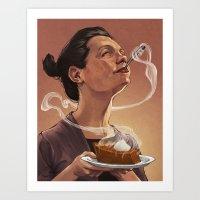 Hedonic Hunger Art Print