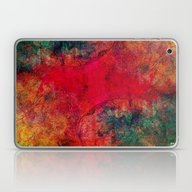 Abstrait Laptop & iPad Skin