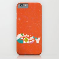 iPhone & iPod Case featuring Take It Easy by Josh Franke