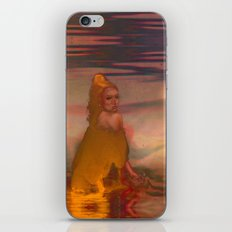 Sun Set iPhone & iPod Skin