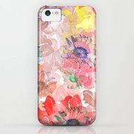 Flower Carpet(32). iPhone 5c Slim Case