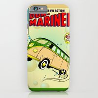 iPhone & iPod Case featuring Dub-Mariner by Andrew Mark Hunter