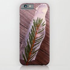 Green in Ice Slim Case iPhone 6s