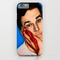 Dexter, The Perks of being a Serial Killer iPhone 6 Slim Case