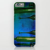 glass is green iPhone 6 Slim Case