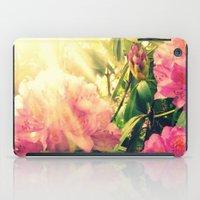 Rhododendron Resplendent iPad Case