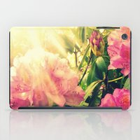 Rhododendron Resplendent iPad Case