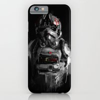 iPhone & iPod Case featuring Pilot 02 by Rafal Rola