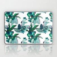 Midnight Iris Laptop & iPad Skin