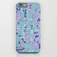 Emetophobia! (Chapter 1) iPhone 6 Slim Case