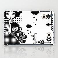 Baby Doll iPad Case