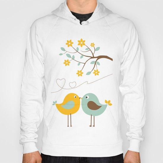 Love birds Hoody