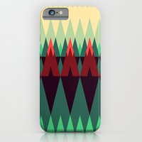 iPhone & iPod Case featuring Living in the summerwoods  by Yetiland