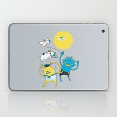 It's a nice day to play! Laptop & iPad Skin