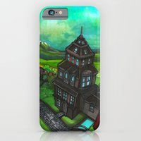iPhone & iPod Case featuring Terra Magica by Richard J. Bailey