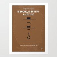 No042 My Il Buono Il Bru… Art Print