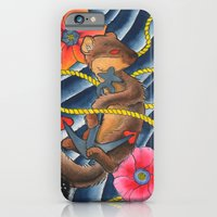 iPhone & iPod Case featuring Don't Weasel Around by Paul Ulrich