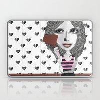 Forget LOVE... I'd Rathe… Laptop & iPad Skin