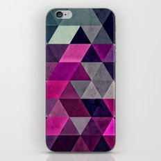 Hylyoxrype iPhone & iPod Skin