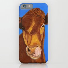 Cow Slim Case iPhone 6s