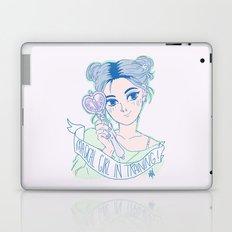 MAGICAL GIRL IN TRAINING Laptop & iPad Skin