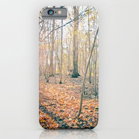 The Forest iPhone & iPod Case