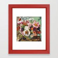 Tin Can Studios Floral 1 Framed Art Print