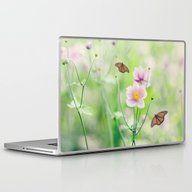 In The Garden Of Bliss Laptop & iPad Skin