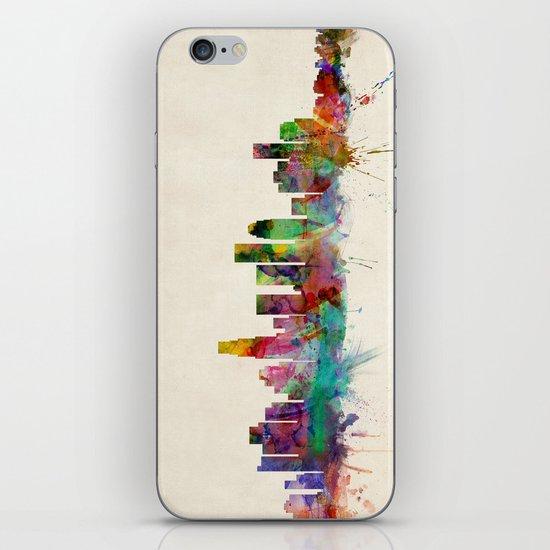 Los Angeles City Skyline iPhone & iPod Skin