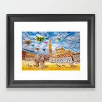 Savannah .ààùù Framed Art Print