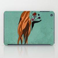 Dia De Los Muertos iPad Case