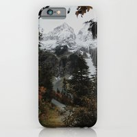 Cascade River Rd iPhone 6 Slim Case