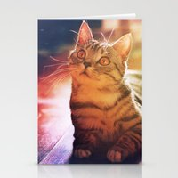 Fish Oil Stationery Cards