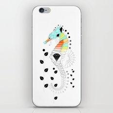 Geoseahorse iPhone & iPod Skin