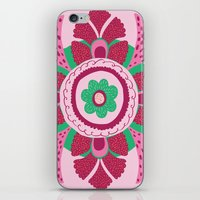 Suzani III iPhone & iPod Skin