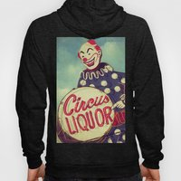 Circus Liquor, N. Hollywood, CA. Hoody