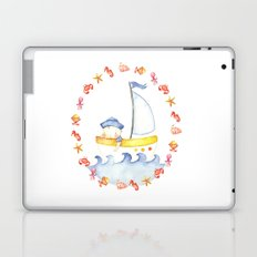 Baby sailor Laptop & iPad Skin