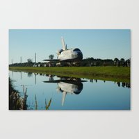 Atlantis 450 Canvas Print