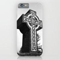 Celtic memorial iPhone 6 Slim Case