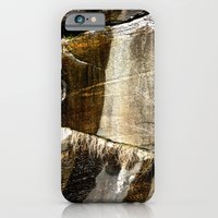 iPhone & iPod Case featuring Water in the stone by Attila Hegedus