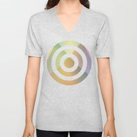 Gradient Strings Unisex V-Neck