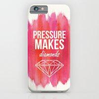 Pressure Makes Diamonds iPhone 6 Slim Case