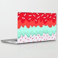 Cupcake Laptop & iPad Skin