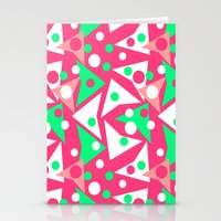 Hot Pinkness Stationery Cards