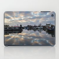 Dawn At West Stockwith iPad Case